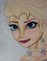 The Snow Queen by Comix-Chick