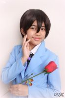 The Ouran Rose by airbendergal