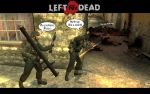 Left fur Dead 04 by DaemonofDecay