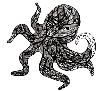 Octopus by Lineysquares