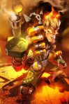 Junkrat primed and ready by medders