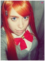 Cosplay Orihime Inoue 2 by SaFHina