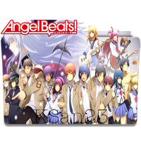 Angel Beats! Icon by KSan23