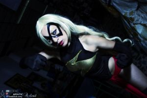 Cosplay Miss Marvel by MinaScarlett