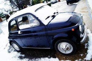 Old 500 snowy by AntrodiVi