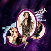 Png Pack (6) Selena Gomez by SilaEOfficial