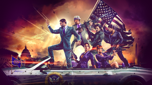 Saints Row IV Wallpaper by PT-Desu