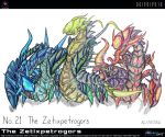 The Zetixpetrogors by Unialien