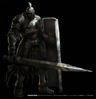 Dark Souls Concept 01 by MichaelCTY