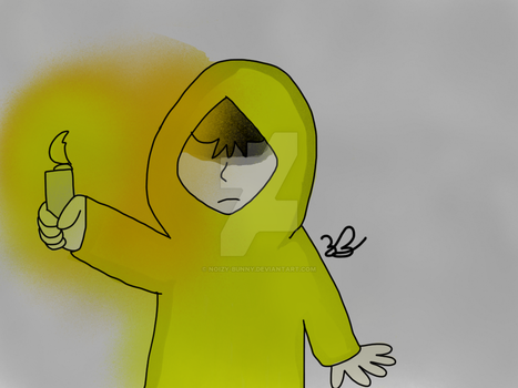 Little Nightmares - Six by Noizy-Bunny