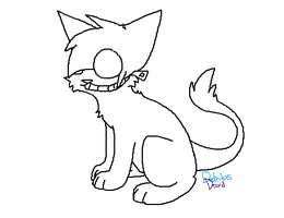 Free 'Toy' Lineart by DetritusDroid
