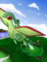 flygon.. by Effier-sxy