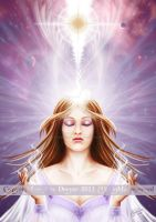 Crown Chakra by AmberCrystalElf