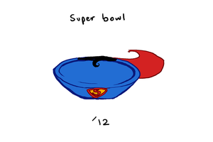 super bowl by DorothyQu