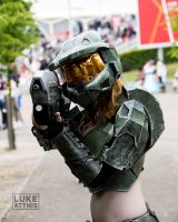 Master Chief - Halo by latphotos