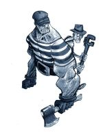 THE GOON - NYCC 2011 by EricCanete