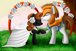 Commission: Wedding by AilaTF