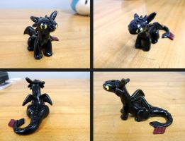 Toothless by VMHamel