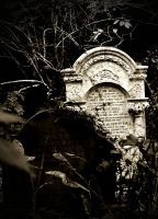 Abney Park Cemetery XI by only-melancholy