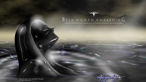 Brea Woman Awakening by AdigunPolack