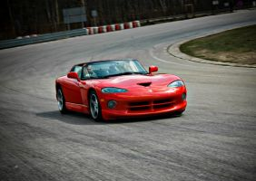 Dodge Viper R/T 10 #2 by redsunph