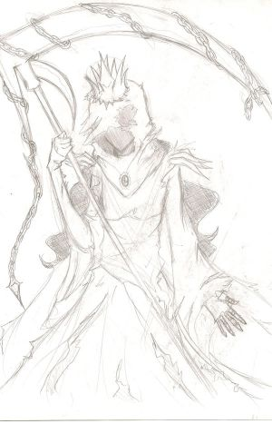 Thanatos - Pencil