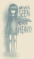 Never Seen by Dowlie