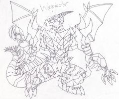 TFP Waspinator (without color) by Tigressa101