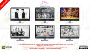 [2013 Theme]  S.M. Entertainment Kpop ~all group~ by HKK98