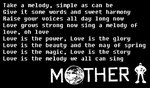 Eight Melodies (mother 1/mother zero) by NoirEater