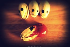 Pistachio cold blooded murder by alahay