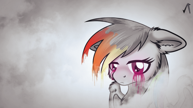 Colorless by JustaninnocentPony