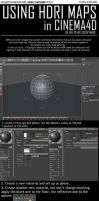 Using HDRI Maps in C4D by davdalx