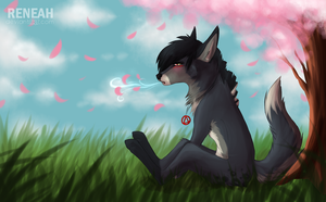 :ContestPrize: Spring by ReneahArt