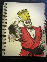 DDF2014 Round 18 - Paul Phoenix by BloodySamoan