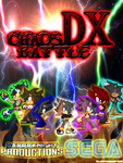 Chaos Battle DX Poster by Darrrknight