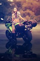 Wanna Ride With Me by perigunawan