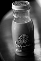 Starbucks B and W by alaskanender