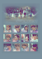 EXO ICON by taeMinlee