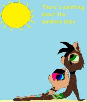 somthing about the sunshine by Mewgirl223