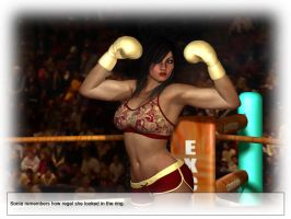Golden Viper vs. Brooklyn Bomber, Pre-Match 7 by cpunch