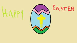 Happy Easter by mwto