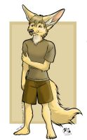 Commission for M.Carpenter by Kitsune--Rin