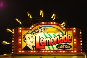 Fresh Squeezed Lemonade by wendygoerl