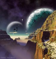 Terra Incognita by Mouse-eater