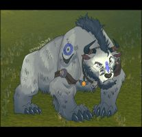 WoW Drood HordeBear by Ravendyn