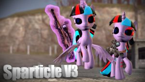 [DL - W.S. - Twilight Sparticle] Version 3 by WaWor