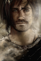 Prince Dastan by MartyIsi