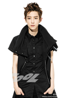 Chanyeol EXO Render By @Bunny by BunnyLuvU