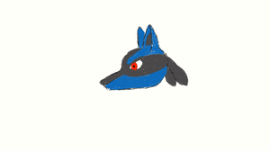Lucario: 2nd Attempt by TheyCallMeSage